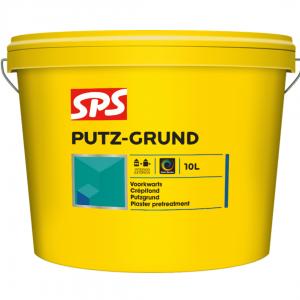 SPS Putz-Grund Voorkwarts wit 10 liter